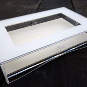 Espace d'Observation 25x15cm + Plaque de propreté Fourmiculture