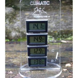 Grade B : Climatic – Station de température – Micro défaut