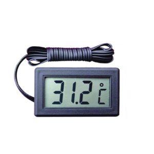 Thermomètre électronique à sonde déportée