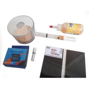 Kit Débutant Lasius niger en Tube rechargeable
